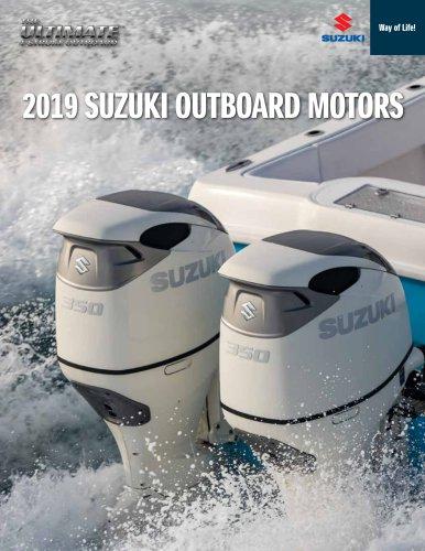 2019 Suzuki Marine Full Line Catalog