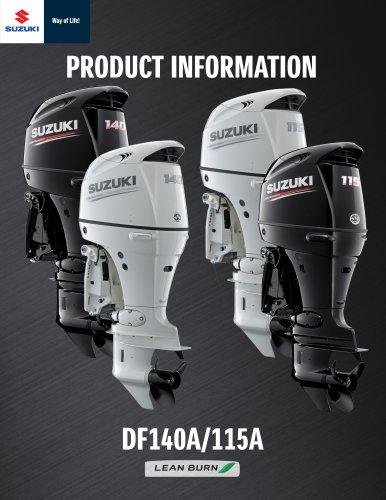 DF115A 140A