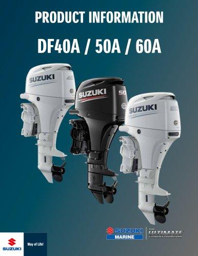 DF40A / 50A / 60A