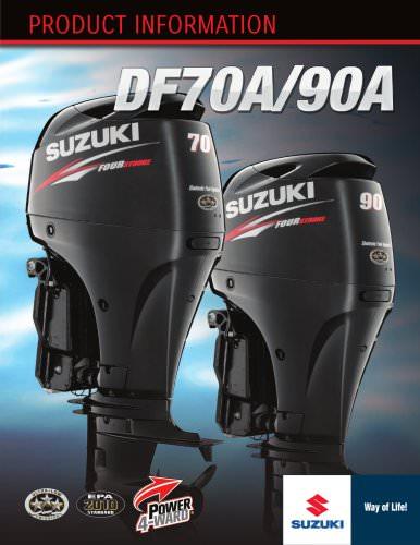 Suzuki DF70-90 Brochure