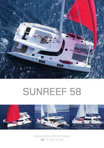 SUNREEF 58