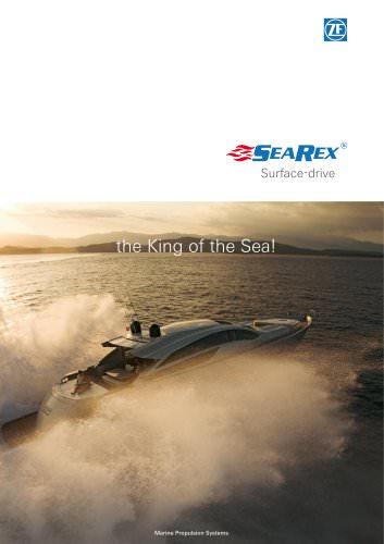 SeaRex Surface-drive