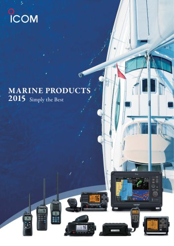 MARINE PRODUCTS 2015 Europe