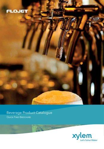 INTERNATIONAL Beverage Product Catalogue