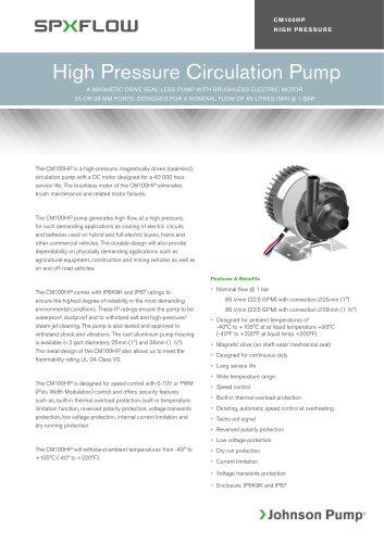 CM100HP High Power Flyer