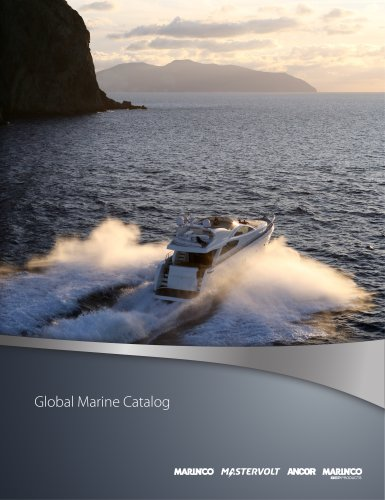 Global marine catalog