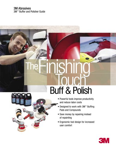 3M™ Buffer and Polisher Guide