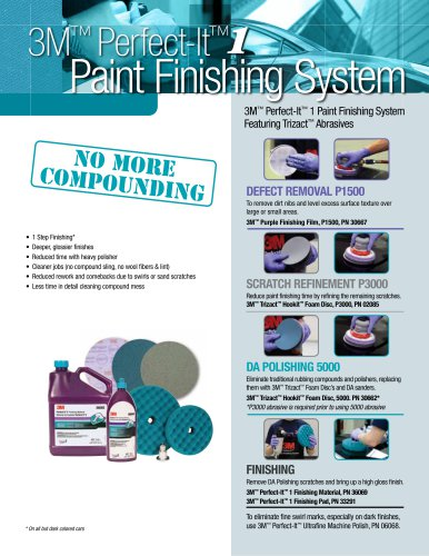 3M™ Per fect-It™Paint Finishing System