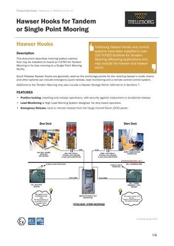 Hawser Hooks