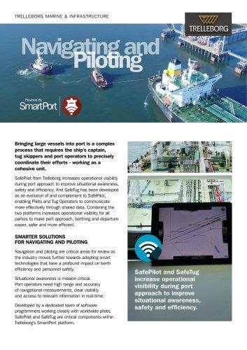 Navigating & Piloting Factsheet