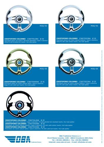 Steering Wheels Colombo