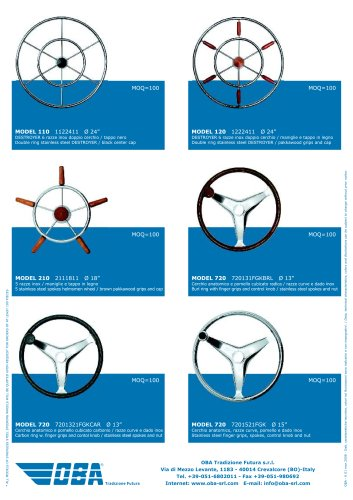 Steering Wheels Model 2