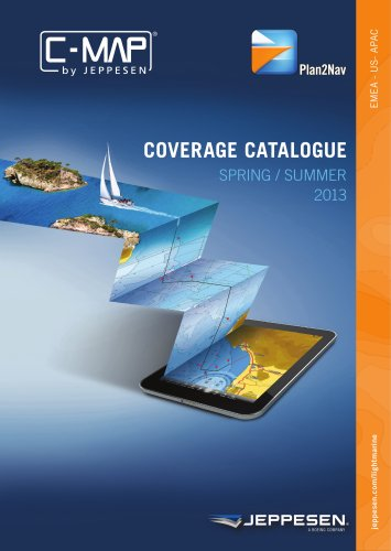 Plan2Nav Coverage Catalog
