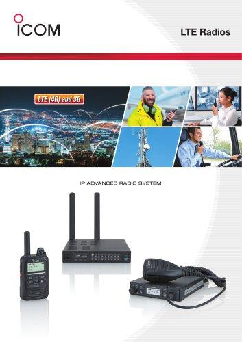 Marine LTE Radios