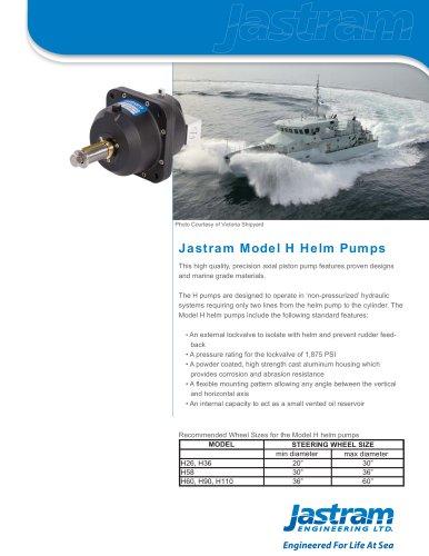 Model H Helm Pumps