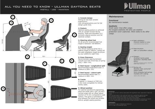The Daytona document