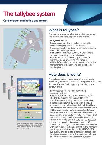 tallybee system