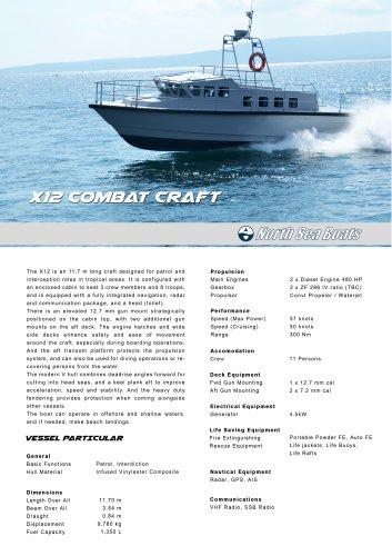 X12 Combat Craft