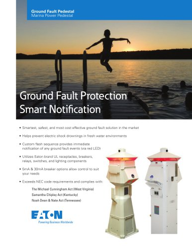 Ground Fault Pedestal