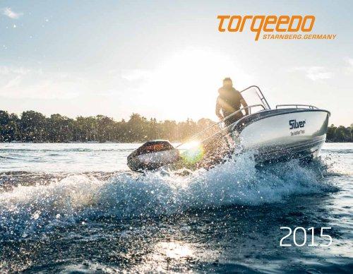 Torqeedo Catalog 2015