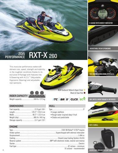 RXT-X 260