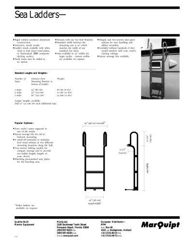 Sea Ladder