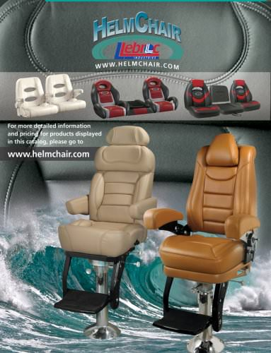 2012 HelmChair.com by Llebroc Industries Catalog