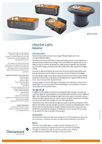 Brochure M4 / W4