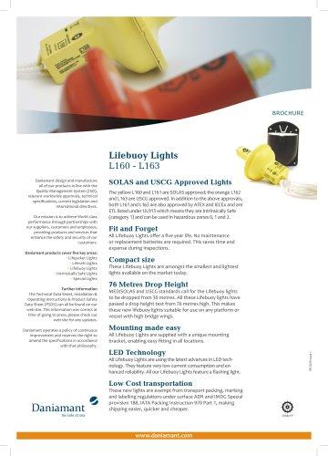 Lifebuoy Lights L160