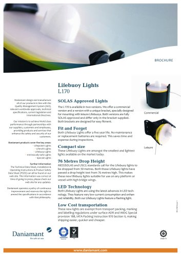 Lifebuoy Lights L170