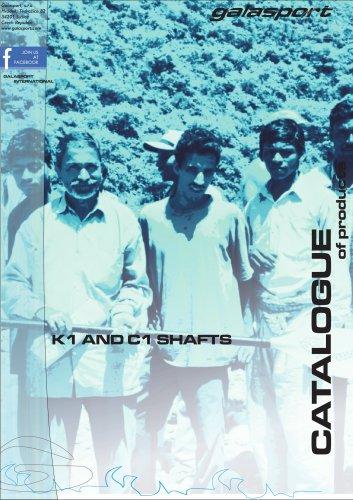 Shafts catalogue