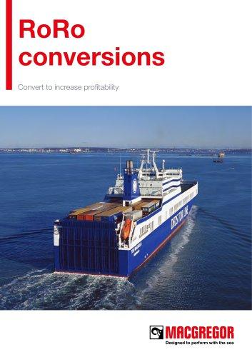 RoRo conversions