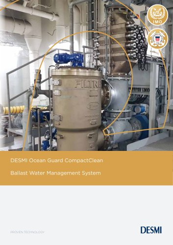 Ballast Water Management Systems - CompactClean