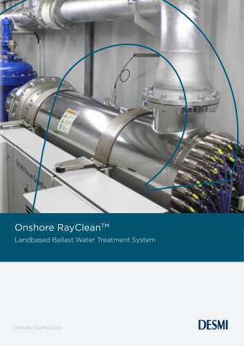 Ballast Water Treatment Systems - Onshore