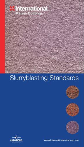 Slurryblasting Standards