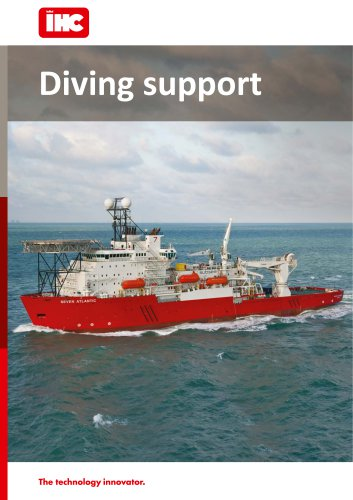 Diving support