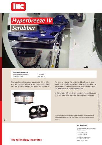 Hyperbreeze IV Scrubber