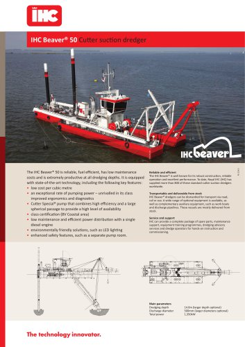 IHC Beaver® 50