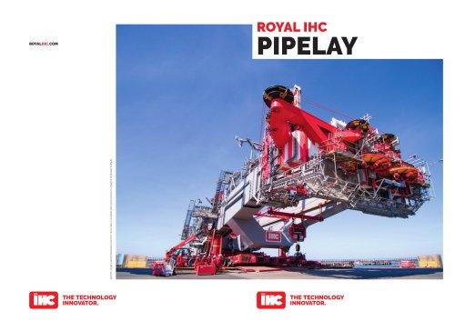 Pipelay Brochure
