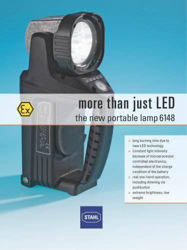 Portable Lamp 6148
