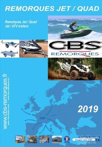 PWC / ATV TRAILERS 2019