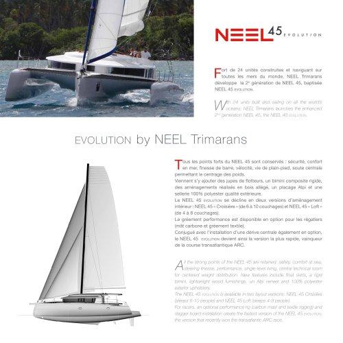 NEEL 45 Evolution