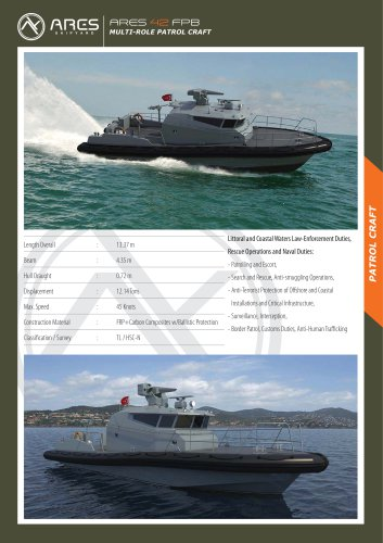 ARES 42 FPB