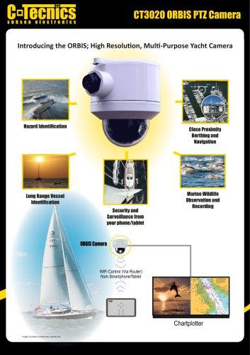CT3020 Orbis PTZ Camera