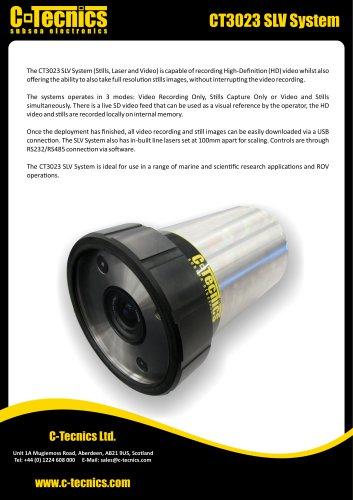 CT3023 SLV Camera System