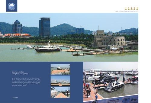 Nansha Yacht Club, Guangzhou, Guangdong