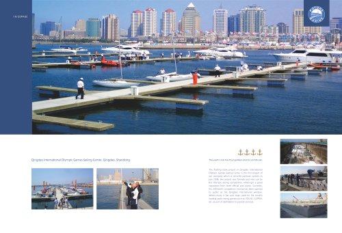 Qingdao International Olympic Games Sailing Center, Qingdao, Shandong