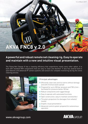 AKVA FNC8 v 2.0