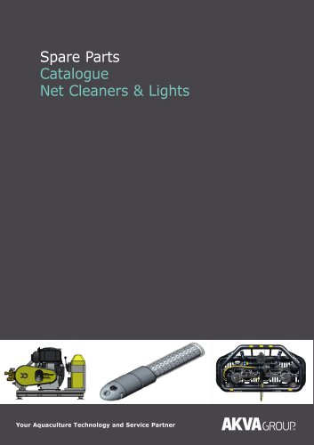 Catalogue Net Cleaners & Lights