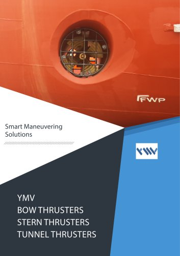 YMV Bow Thruster Catalog